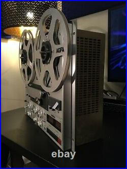 Studer Revox PR99 MK1 High Speed 7.5 / 15 IPS Studio Mastering Reel-To-Reel