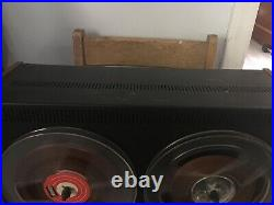 TANDBERG 9200XD 7 inch 4 Track STEREO reel to reel tape deck recorder 10XD-4