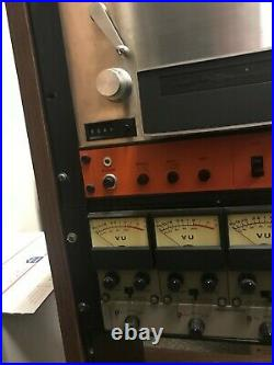 TASCAM Series 70 Reel-to-Reel Professional Recorder Reproducer TEAC 702 703