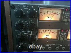 TEAC A-3340S 10.5 inch 4 Track STEREO QUAD reel to reel tape deck recorder