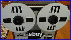 TEAC A-6300 (10.5) Reel Tape Recorder. TOP SHELF WORKHORSE (The Big Kahuna)