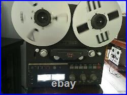 TEAC TASCAM 32-2B 10.5 inch 2 Track STEREO reel to reel tape deck recorder
