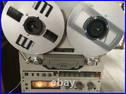 TEAC X-10R 10.5 Inch AUTO REVERSE STEREO REEL TO REEL TAPE DECK RECORDER