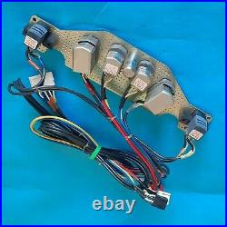 TEAC X 2000 R reel to reel (Out parting!) Genuine 6x HEAD ASSEMBLY FREE SHIPPING
