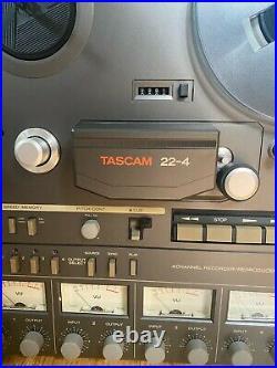 Tascam 22-4 Reel-to-reel recorder