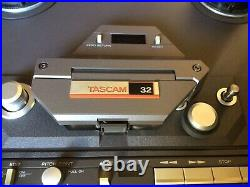Tascam 32 Reel to Reel 1/4 Tape Recorder/Reproducer in the Original Box