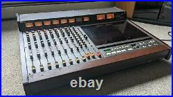 Tascam 388 Serviced Studio 8 1/4 8-Track Reel Tape Recorder Mixer