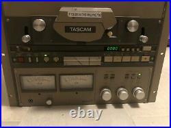 Tascam 42-NB 1/4 Reel to Reel 2 Track Recorder Tape Deck
