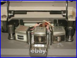 Tascam 42-NB Pro Serviced Open Reel 1/4 Half Track Mastering Tape Recorder TEAC