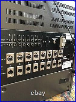 Tascam 48-0B 8 track Reel to Reel recorder/ reproducer