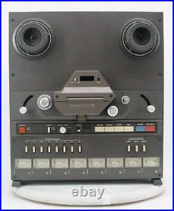 Tascam Model 38 8-Channel Reel to Reel Recorder Reproducer 8 Track Tape Deck