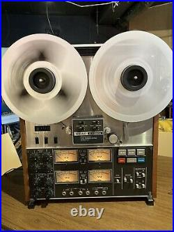 Teac A-3340S Reel to Reel Tape Recorder