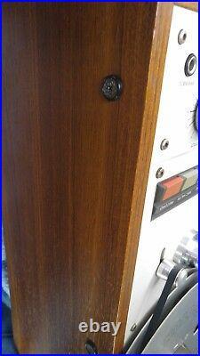 Teac Vintage X-10 Reel to Reel Tape Player Recorder