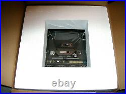 Teac X-1000r Reel To Reel Tape Deck Recorder Serviced & 30 Day Guarantee