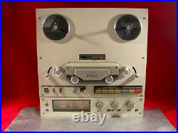 Teac X-10mkii Reel To Reel Tape Deck Recorder Serviced & 30 Day Guarantee