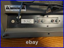 Teac X-300 Reel to Reel Tape Recorder 3 Head 3 Motor 4-track, 2-channel