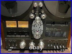 Technics RS-1500 Reel-to-Reel Tape Recorders