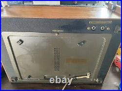 Telefunken Magnetophon 204 reel to reel Needs Repair