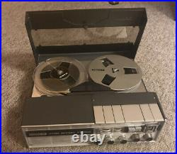 UHER 4200 Report Stereo open reel to reel tape recorder