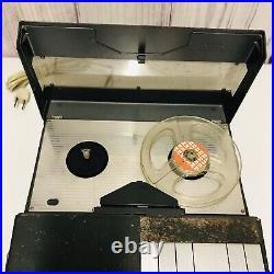 UHER Report-L 4000 Vintage Reel to Reel Tape Recorder Works