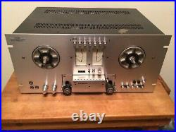 Vintage 1978 Pioneer RT-707 Direct Drive Auto Reel to Reel Tape Deck Recorder