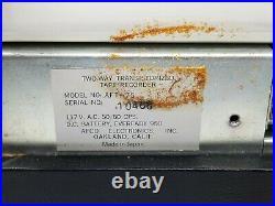Vintage AFCO Senior 75 Reel-To-Reel Tape Recorder Parts/Repair Made in Japan