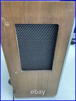 Vintage AKAI 1710W Reel to Reel 4 Track Tape Recorder Player Valve Tube Amp 1968