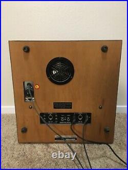Vintage AKAI 1730-SS Reel to Reel Surround Stereo Tape Player/Recorder