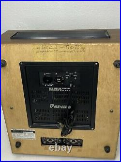 Vintage AKAI GX 280D-SS 4 channel quad REEL TO REEL Tape Recorder Read Video