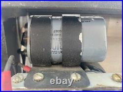 Vintage AMPEX 350 / 351 Reel To Reel Transport Tape Recorder & Portable Case