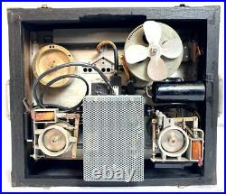 Vintage AMPEX 350 / 351 Reel To Reel Transport Tape Recorder with Portable Case