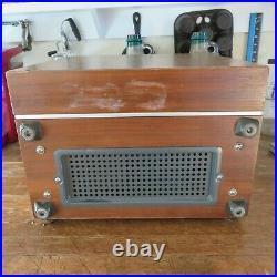 Vintage Akai X-150D Stereo HiFi Reel to Reel Tape Recorder Deck VG