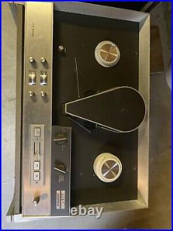 Vintage Ampex VR-6000 Reel to Reel Video Tape Recorder