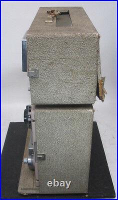 Vintage Berlant Concertone Broadcast Reel To Reel Recorder Custom Tube Amp