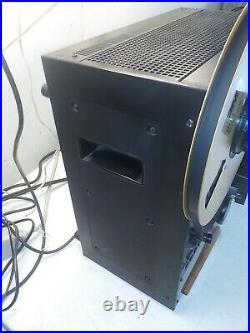 Vintage, FOSTEX E16 professional multitrack Reel to Reel
