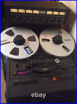 Vintage Otari MX5050 MKIII-8 Multitrack Reel to Reel Analog Tape Recorder