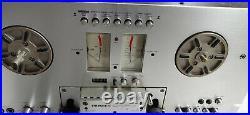 Vintage PIONEER RT-707 REEL TO REEL TAPE PLAYER RECORDER AS IS