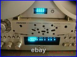 Vintage Pioneer Rt 909 Reel To Reel