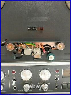 Vintage Revox B77 MK II Stereo 1 7/8 & 3 3/4 Speed Reel to Reel Tape Recorder