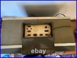 Vintage Revox G 36 Reel-to-Reel Tape Recorder incl all Tubes Hub adapters Manual
