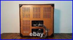 Vintage TEAC A-4010 Stereo Reel to Reel Tape Deck Recorder Player for Repair