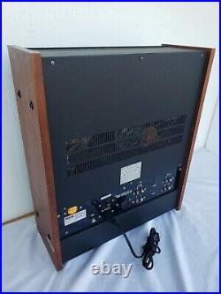Vintage TEAC A3340S Reel-to-Reel Tape Deck RECORD NOT WORKING