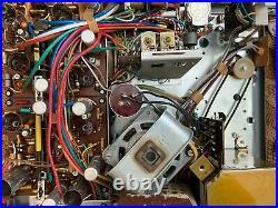 Vintage Tandberg 64X Tube Reel-to-Reel Tape Recorder BEAUTIFUL CONDITION Wood
