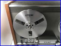 Vintage Teac A-2000R Reel-to-Reel Player