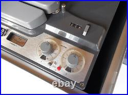 Vintage Willi Studer ReVox G36 Mark III Stereo Reel-to-Reel Tape Recorder Nice