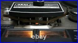 + Vtg Rare Akai 4000db Reel-to-reel Tape Recorder Dolby Nr Working! +